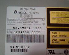 Plextor PX-32TSi CD-ROM Drive 0102 97H7795 97H7796 Nov1999 SCSI 32x