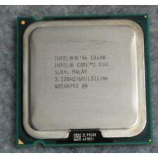 Intel Core 2 Duo E8600 SLB9L 3.33GHz Dual Core LGA 775 CPU Processor