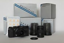 Hasselblad X-PAN XPAN camera kid with 45mm/4.0 and 90mm/4.0