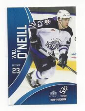 2012-13 St. John's IceCaps (AHL) Will O'Neill (Lehigh Valley Phantoms)