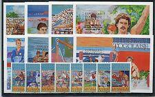 Togo 1888/95 Block 268/75 postfrisch / Olympiade ..........................1/394