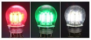Whelen Grimes Nav Light Bulb SET RA-7512 W1290 Position LED Bulbs - 12V or 24V