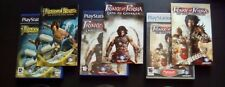LOT 3 JEUX Sony PLAYSTATION 2 PS2 : PRINCE OF PERSIA (UbiSoft COMPLET suivi)