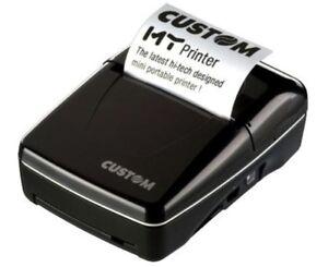 "Portable Custom My Printer Thermal Bluetooth 2"" 54mm Mobile Receipt - RRP $450"
