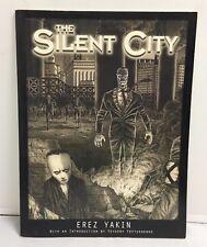 The Silent City Erez Yakin Graphic Novel Intro Russian Poet Yevgeny Yevtushenko