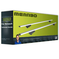 Dachträger für Ssang Yong Korando komplett inkl EBA Aluminium Menabo Brio
