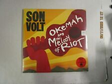 SON VOLT Okemah And The Melody Of Riot 2xLP New! Sealed! RSD 2018 LTD. RED VINYL