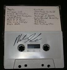 Impetigo Utimo Mondo Canniibale Rare Wild Rags Rough Mix Signed By Stevo & Mark