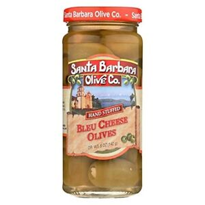 Santa Barbara Olive Co. Hand Stuffed Bleu Cheese Olives