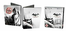 Batman Arkham City Catwoman SteelBook PS3 PlayStation 3 Video Game Mint Cond
