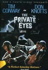 The Private Eyes DVD 1980 Tim Conway Don Knotts Fullscreen