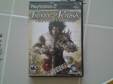 Prince of Persia: The Two Thrones PS2 (Sony PlayStation 2, 2005)