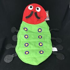 "Caterpillar Dog Costume XXS 6""-8"" Halloween Party"