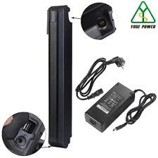 Downtube 36V 12.5AH Lithium E-Bike Battery Electric Bike Battery Black for NCM