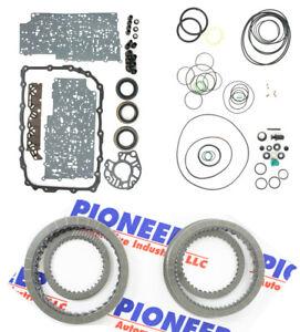 Auto Trans Overdrive Button Kit-Overhaul Kit Pioneer 751144