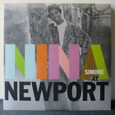 NINA SIMONE 'At Newport' Vinyl LP NEW/SEALED