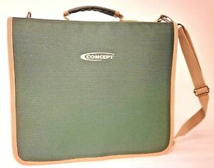 New Concept 2 Person Picnic Valise Woodland Green