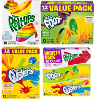 Assorted Fruits Snacks Rolls and Gushers $10.87 FREE SHIPPING!!