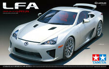 Tamiya 24319 1/24 Scale Model Sports Car Kit Lexus LFA w/Photo Etched PE Parts