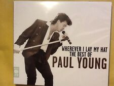 PAUL. YOUNG.      THE BEST OF.  WHERE EVER I LAY MY HAT.        TWO DISCS.
