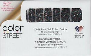 CS Nail Strips Broadway Glimmer -Retired 100% Nail Polish - USA Made!