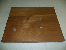 PLINTH UPGRADE FOR  REGA TURNTABLES RP1,Planar 2,RP3 etc cherry