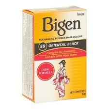BIGEN 59 (Oriental Black)Hair Dye Powder ( PACK OF 2)+ Free Gift
