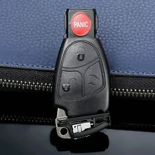 For Mercedes-Benz E C R CL GL SL CLK SLK Remote 3+1 Button Key Shell Case Fob