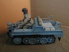 21st Century Toys 1/6 Scale Kettenkrad Panzer Grey