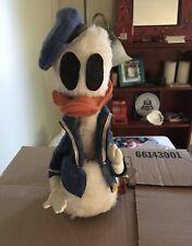 Sntique Vintage Wind Up Tin Donald Duck 1930s Walt Disney Product