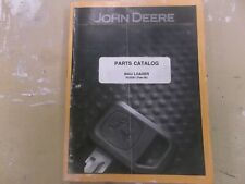 John Deere 844J Loader Factory Original Parts Catalog Manual Pc9391