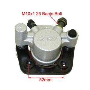 Rear Disc Brake Caliper For Tao Tao ATA125D ATA125F1 ATA250D Rhino 250 ATVs