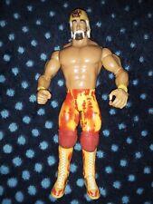 """HULK HOGAN 2003 Jakks WWE 7"""" Wrestling Figure WWF Hulk Still Rules Red/Yellow"""
