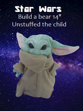 "Build a Bear The Child Mandalorian Baby Yoda Star Wars, 14"" Unstuffed []"