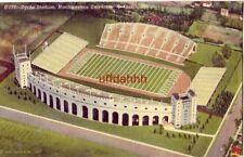 DYCHE STADIUM, HOME OF THE WILDCATS, NORTHWESTERN UNIVERSITY, EVANSTON IL 1949