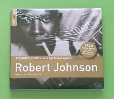Robert Johnson ‎– The Rough Guide To Blues Legends: Robert Johnson CD
