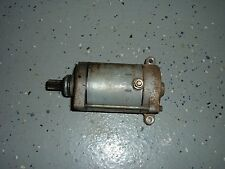 1998 Yamaha Grizzly 600 4x4 ATV Electric Starter Motor (114/38)