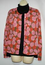 BODEN wool and angora blend cardigan size 10