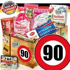 33 Geburtstag Geschenk mit DDR Waren Ostalgie Süßigkeiten Box 3052-33