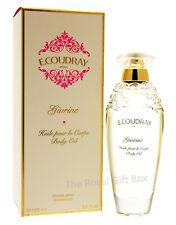 E COUDRAY PERFUME  GIVRINE  100ml  Perfumed Body Oil Spray      NEW