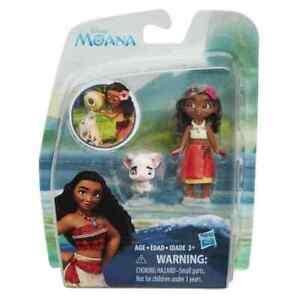 Moana Hasbro Small Figirine Doll MIB