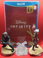 Disney Infinity 3.0 Edition Star Wars Starter Pack for Nintendo Wii U Open