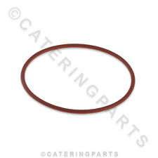BRAVILOR 6.011.001.082 RED SILCONE O RING GASKET SEAL 74 INT DIA COFFEE MACHINE