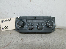05-07 GRAND CHEROKEE COMMANDER AUTOMATIC DUAL ZONE HEATER CONTROL UNIT #55111010