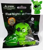 NEW Five Nights at Freddy's SQUISHME #6 FOXY Glow in the Dark - FNAF