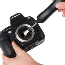 Movo MV-B100 Motorized LED Ultrasonic Sensor Cleaning Brush for DSLR/SLR Camera