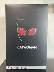 Sideshow Collectibles DC Comics Catwoman 1/6 12in Scale Complete in Box