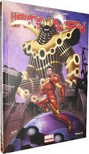 COMICS - MARVEL - NOW! - IRON MAN T.03 : LES ORIGINES SECRETES DE TONY STARK