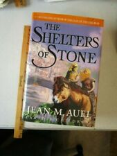 The Shelters of Stone Jean M. Auel, 2002 Hardcover