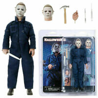 """NECA - Halloween 2 (1981) - Michael Myers 8"""" Clothed Action Figure"""